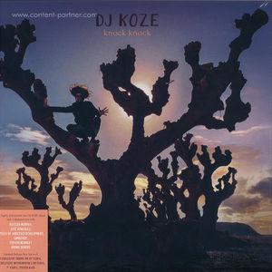 DJ Koze - Knock Knock (LTD Box Set 3LP+CD+7''+10'')