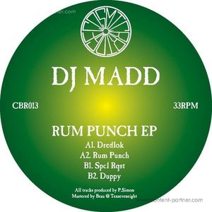 DJ Madd - Rum Punch EP