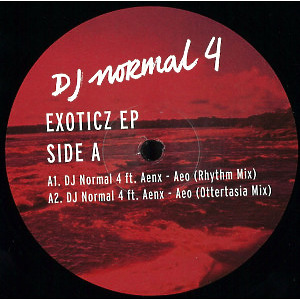 DJ Normal 4 - Exoticz (EP)