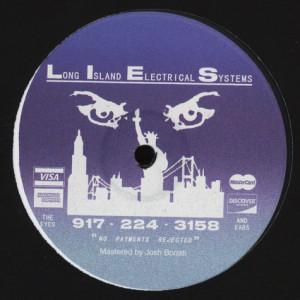 DJ Overdose - DJ Overdose (Back)