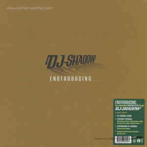 DJ Shadow - Endtroducing (20th Ann. 6LP Edition)