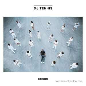 DJ Tennis - DJ Kicks (3LP+MP3 / Gatefold)