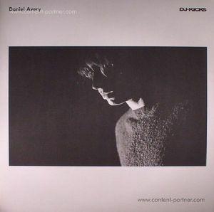 Daniel Avery - DJ Kicks (2LP+CD, Gatefold)