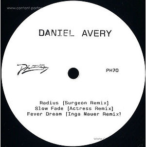 Daniel Avery - Slow Fade Remixes