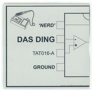 Das Ding - Nerd / Intermission
