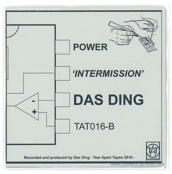 Das Ding - Nerd / Intermission (Back)