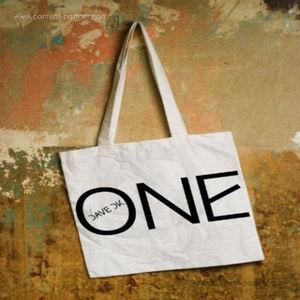 Dave Dk Jute Bag - One