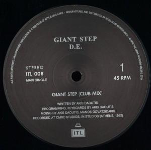 De, Akis' Dance Project - Giant Step