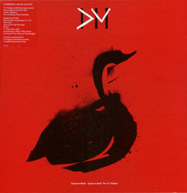 Depeche Mode - Speak & Spell-The Singles (Ltd. numbered Edition)