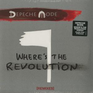 Depeche Mode - Where's the Revolution (2x12