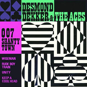 Desmond Dekker & The Aces - 007 Shanty Town (Ltd. Orange Vinyl)