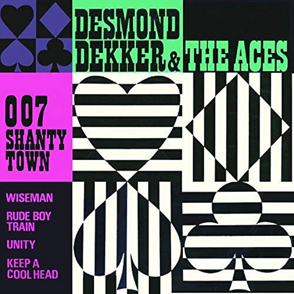 Desmond Dekker & The Aces - 007 Shanty Town (Ltd. Orange Vinyl)