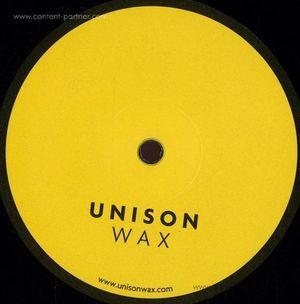 Diego Krause - Unison Wax 04 (Vinyl Only)