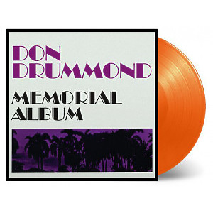 Don Drummond - Memorial Album (Ltd. Orange Vinyl)