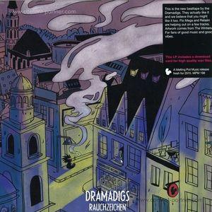 Dramadigs - Rauchzeichen (LP+MP3)