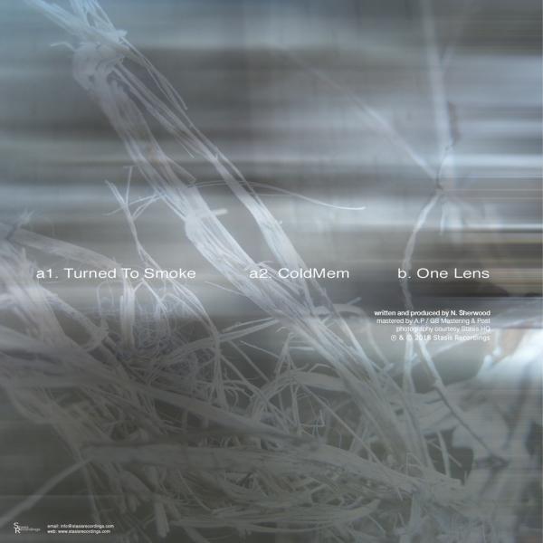 Driftsystem - Turned To Smoke EP (Back)