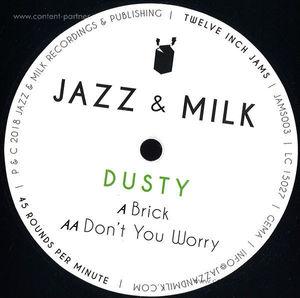 Dusty - Twelve Inch Jams 003