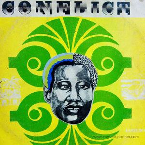 Ebo Taylor & Uhuru Yenzu - Conflict