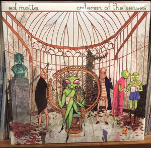 Ed Motta - Criterion Of The Senses (LP)