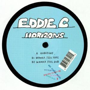 Eddie C - Horizons (Back)