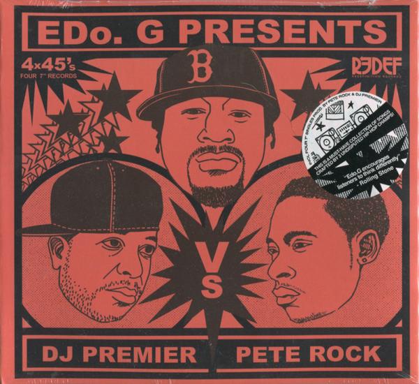 Edo. G presents - Pete Rock vs. DJ Premier (4x7