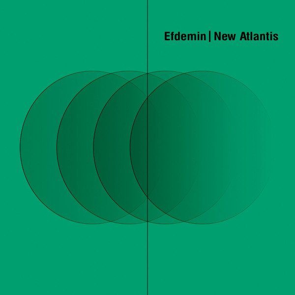 Efdemin - New Atlantis