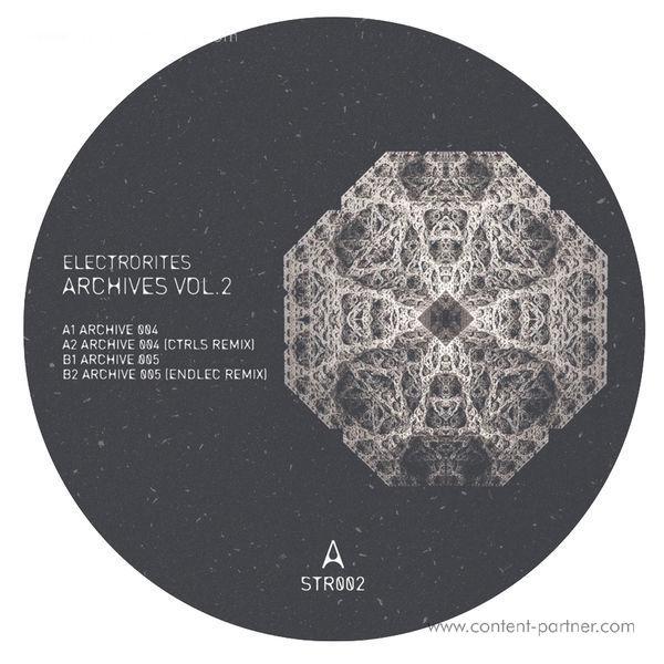 Electrorites - Archives Vol. 2 (CTRLS, Endlec Remixes) [Colored]