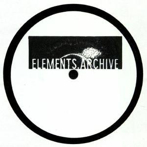 Elements.Archive - ELEMENTS.ARCHIVE 001 (VINYL ONLY)