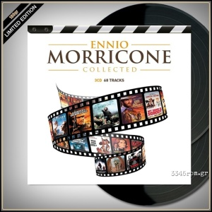 Ennio Morricone - Collected (Ltd. 180g Gold Vinyl 2LP)