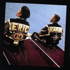 Eric B. & Rakim - Follow The Leader (2LP Reissue)