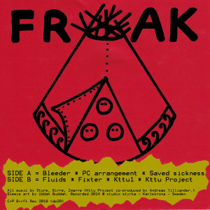 FRAK - Project Digitalis (Back)