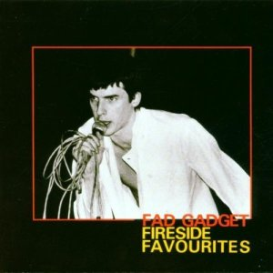 Fad Gadget - Fireside Favourites Ltd. Ed. (Gold)