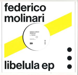 Federico Molinari - Libelula EP