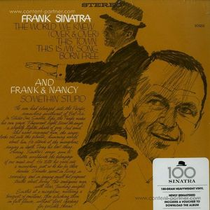 Frank Sinatra - The World We Knew (Ltd. LP)