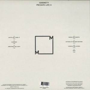 Garrett - Private Life II (Back)