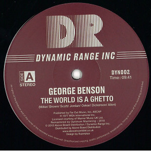 George Benson - The World Is A Ghetto