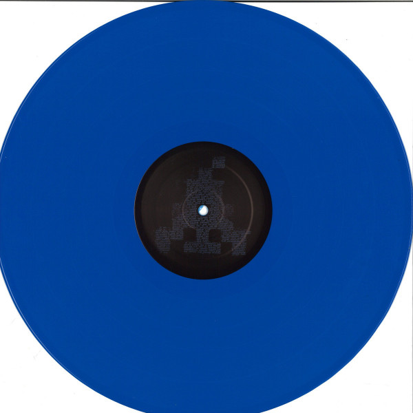 Ghost In The Machine - Sausage of Unity EP [blue vinyl / incl. dl card /