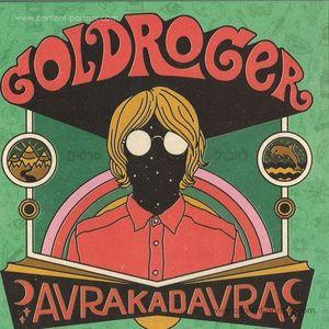 Goldroger - AVRAKADAVRA (Gatefold/LP+WAV)