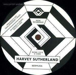 HARVEY SUTHERLAND - BERMUDA EP