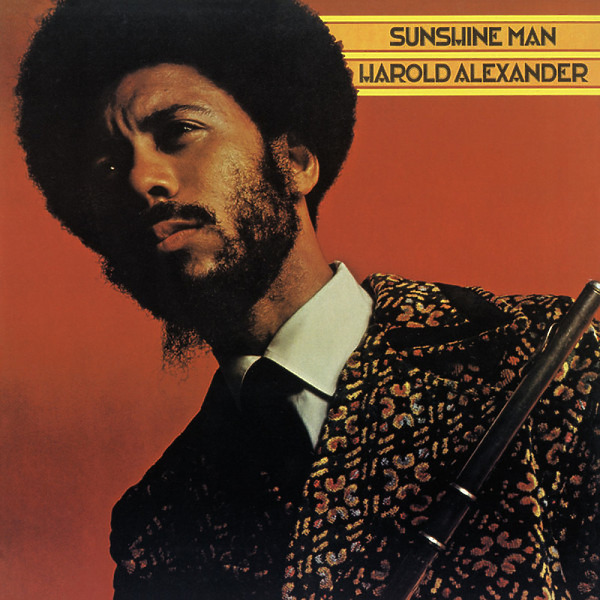Harold Alexander - Sunshine Man (Reissue 2018) BACK IN!