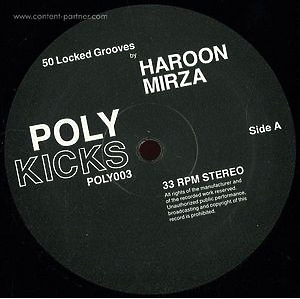 Haroon Mirza - 50 Locked Grooves 2x12