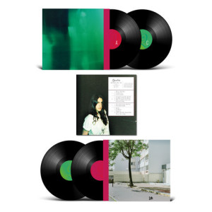Helena Hauff - Qualm (2LP+MP3) (Back)