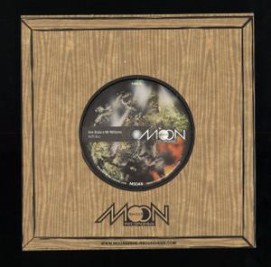 Iron Dubz & Mr Williamz - Haffi Bun [label sleeve]