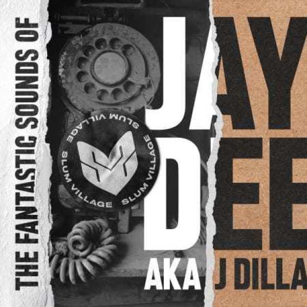 J Dilla - The Fantastic Sounds of Jay Dee (USB Producer Kit)
