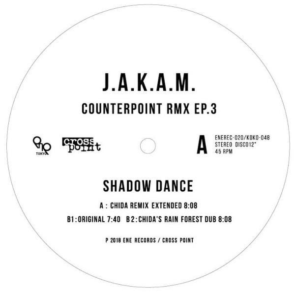 J.A.K.A.M. - COUNTERPOINT RMX EP.3 (CHIDA REMIXES)