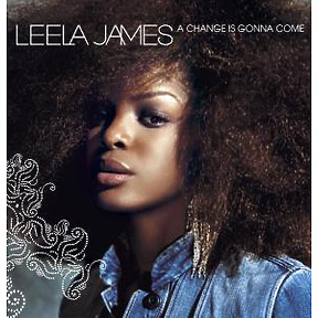 James,Leela - A Change Is Gonna Come