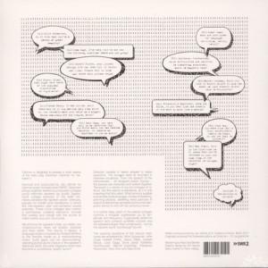 Jan Jelinek - Zwischen (LP) (Back)
