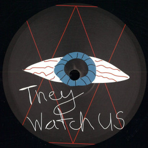 Jay Tripwire - They Watch Us [180 grams / vinyl only]