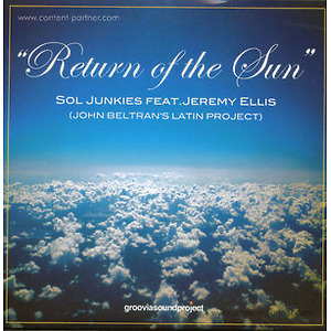 John Beltran Pres. Sol Junkies - Return Of The Sun