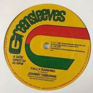 Johnny Osbourne - Fally Ranking